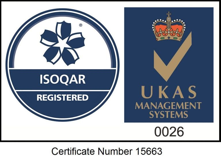 Iso9001 accreditation quality assurance Barking Mad franchise Certificate Number 2017