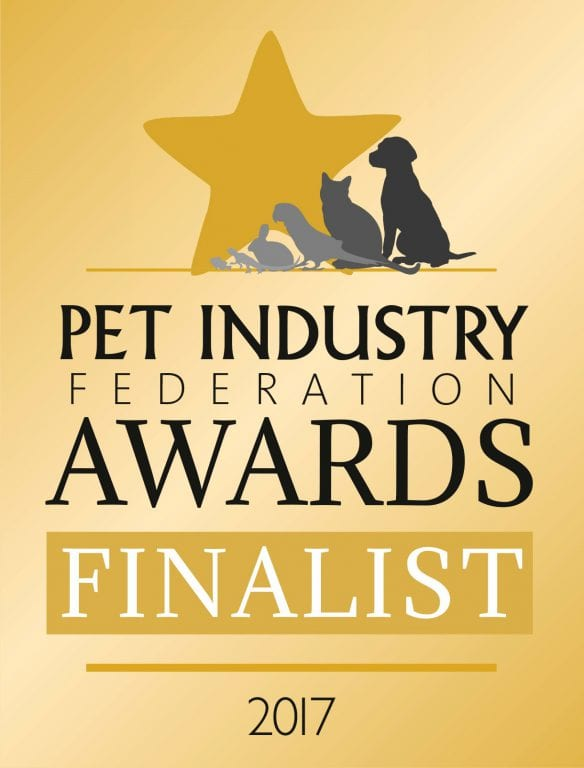 Pet Industry Awards Finalists Logo 2017