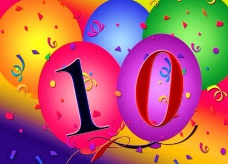 Открытки с днем рождения для мальчика 10 месяцев