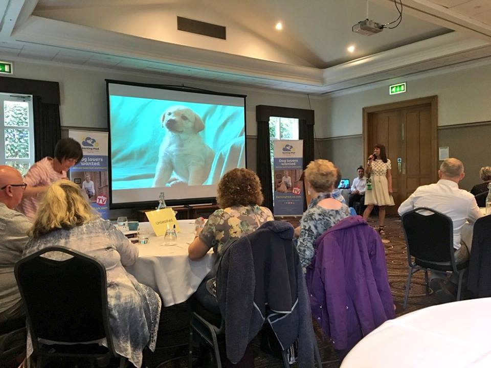 Barking Mad dog sitters in Lancaster attended a national conference