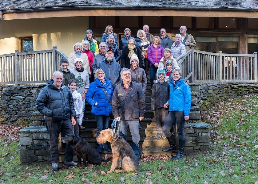 Barking Mad Hosts South Lakes Dog Sitting