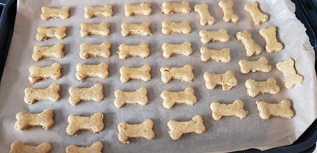 home made doggy biscuits barking mand wigan and st helens.