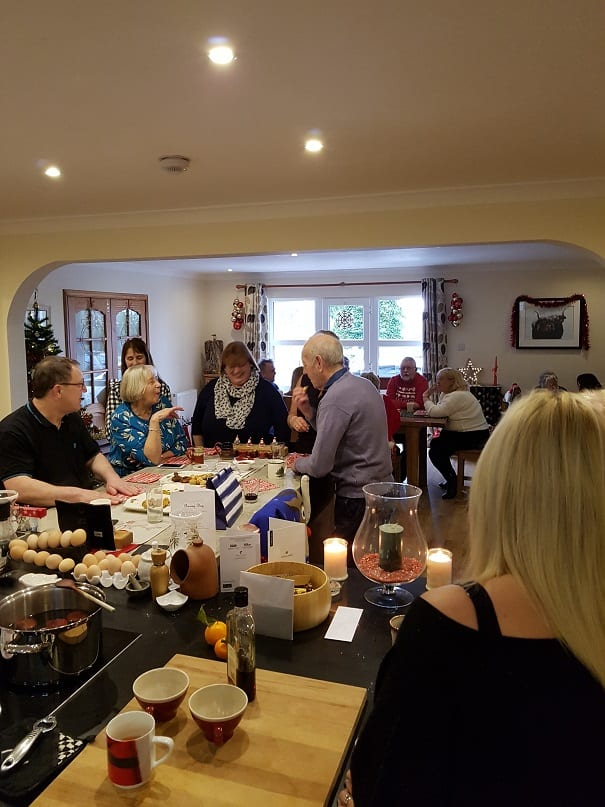 Host Christmas party for barking mad fife 2017 dog sitting and dog home boarding