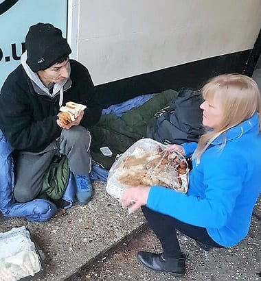 Barking Mad Supporting the homeless