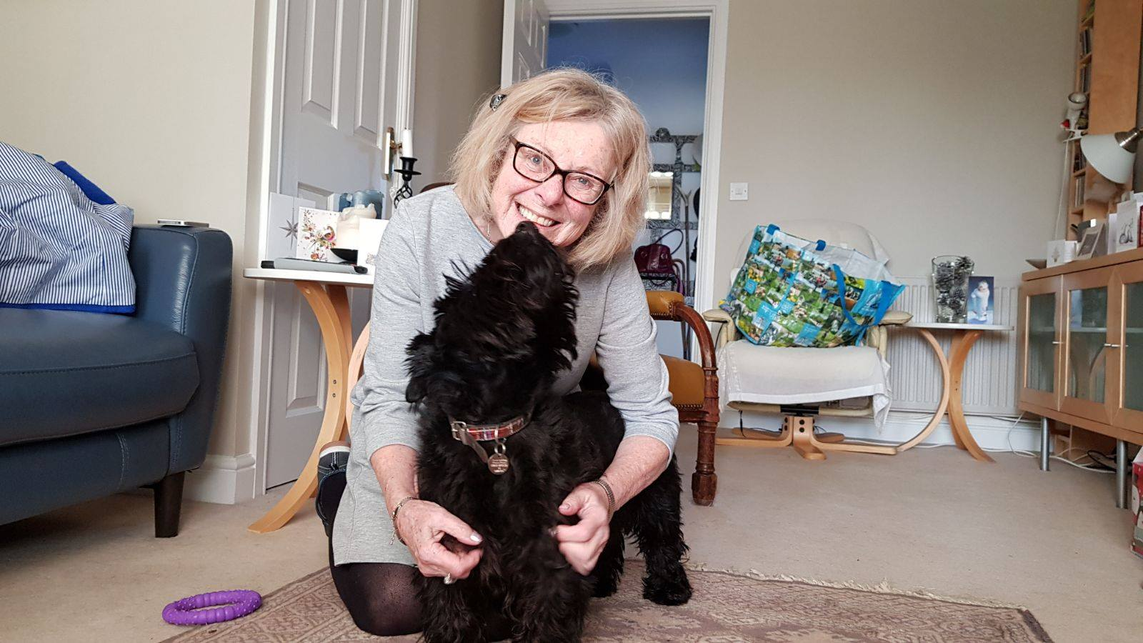 At Barking Mad our dog sitting hosts care for dogs in home settings