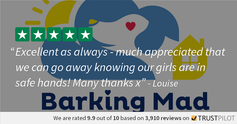 barking mad home from home care trustpilot review
