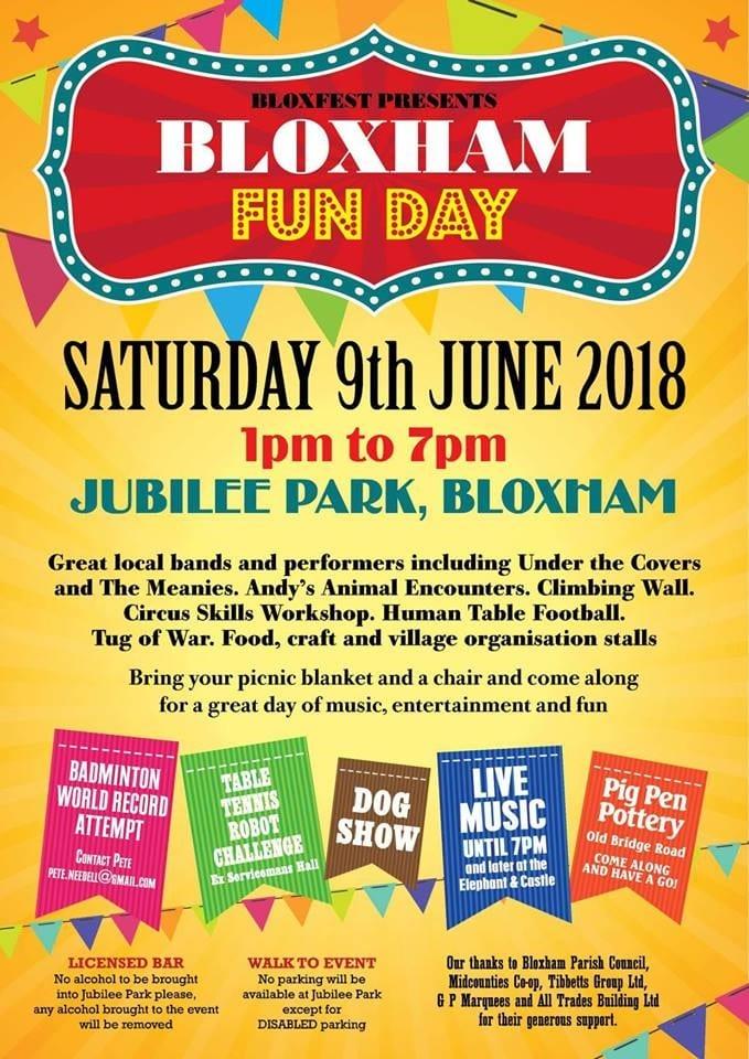 Barking Mad Banbury - Bloxham Fun Day