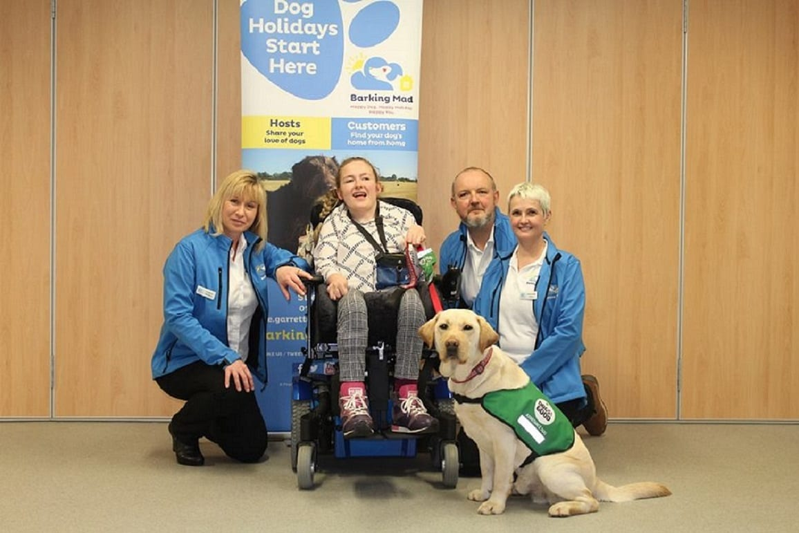 Barking Mad Banbury Dogs for Good
