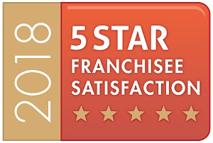 Barking mad 5 star franchisee satisfaction award smith henderson 2018