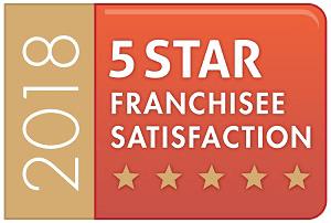 Barking mad 5 star franchisee satisfaction award smith henderson 2018