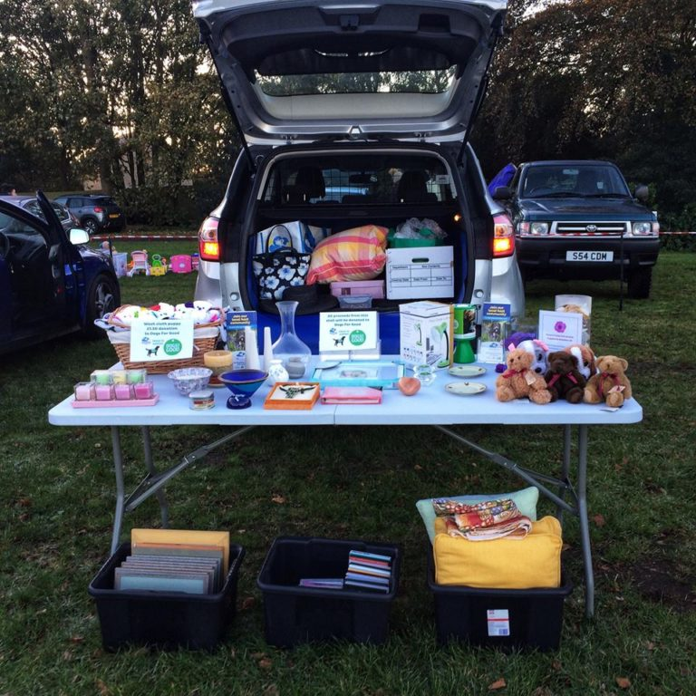 Blakemere Car Boot Blakemere Car Boot Barking Mad Dog sitting home boarding nantwich northwich