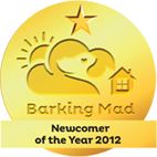 Barking Mad Newcomer of they year 2012