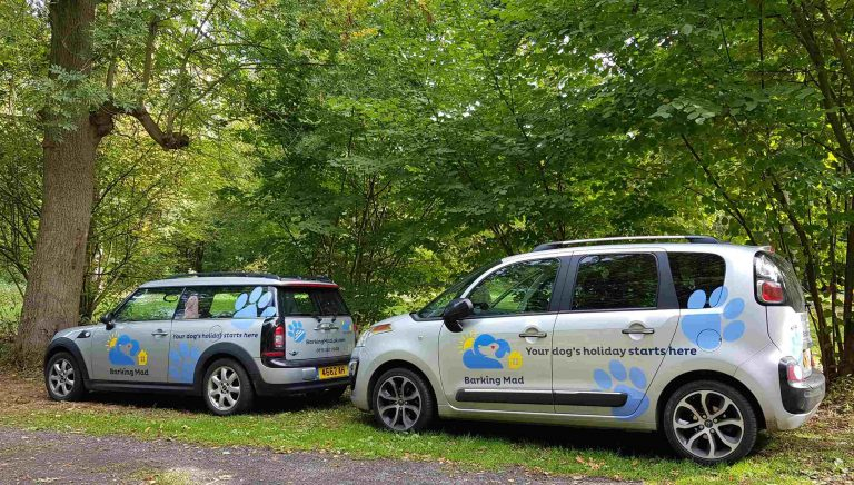 Alan And Amanda Hartley Cars In The Woods Home Boarding Dog Sitting. (1)