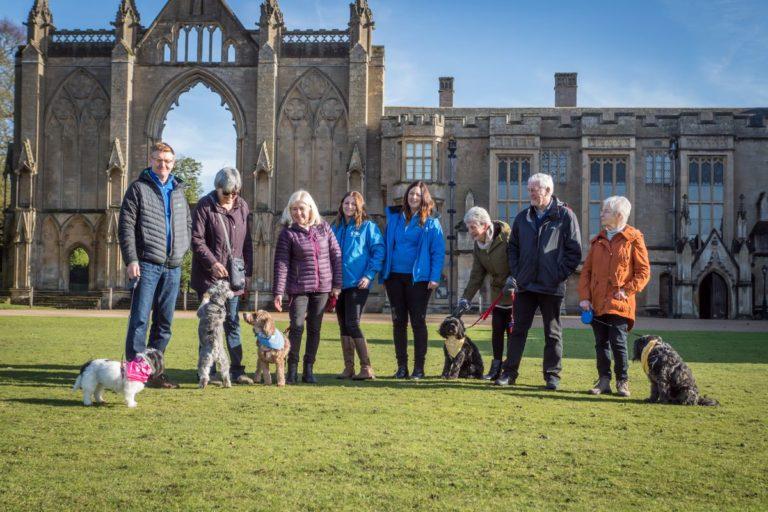 Barking Mad Nottingham Host Walk