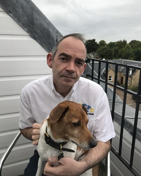 Craig Mccann Barking Mad Dog Sitting Home Boarding South Glasgow Web