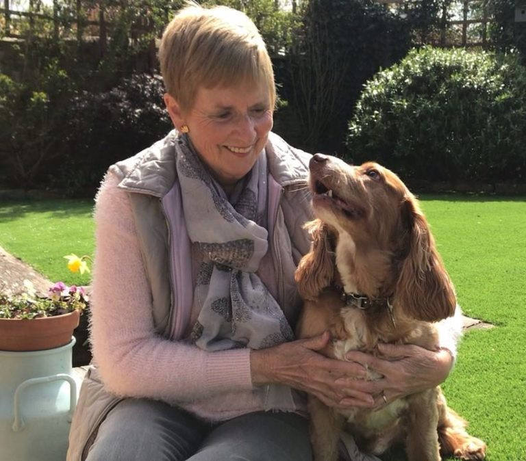 Barking mad south and west Oxfordshire Jeannie and Amanda dog sitting home boarding