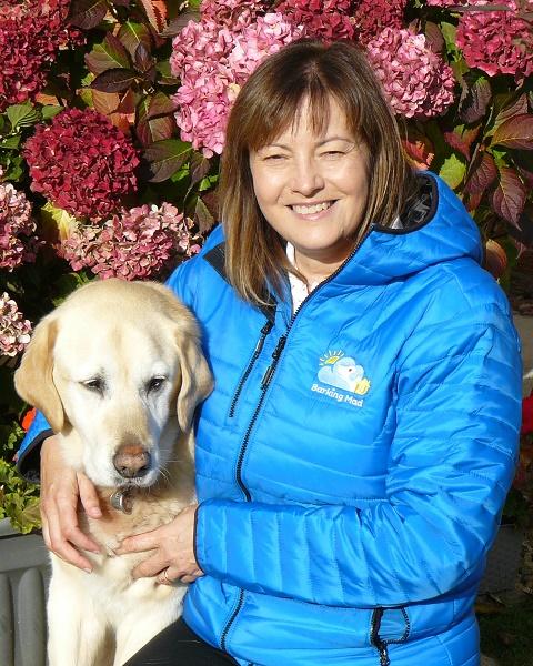Joanne Hewitt Barking Mad Dog Sitting Home Boarding Durham Web