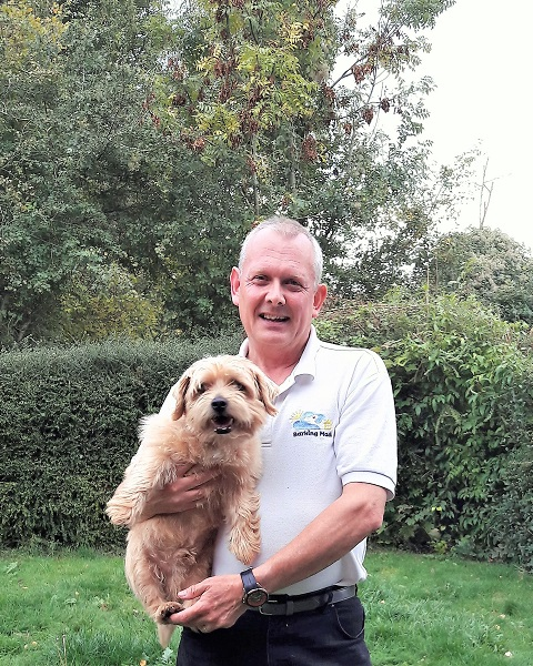 Richard Wall Barking Mad Dog Sitting Home Boarding Ashford 2019