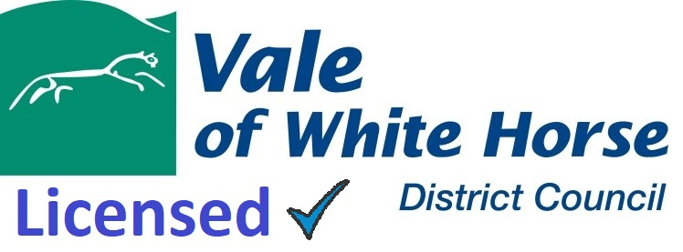Vale Of White Horse Dog License