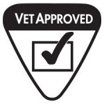 Vet Approved Logo Dog Sitting
