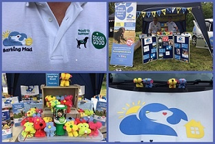 1 Barking Mad Banbury Pet Care Raising Money For Dogs For Good In Northamptonshire (002)
