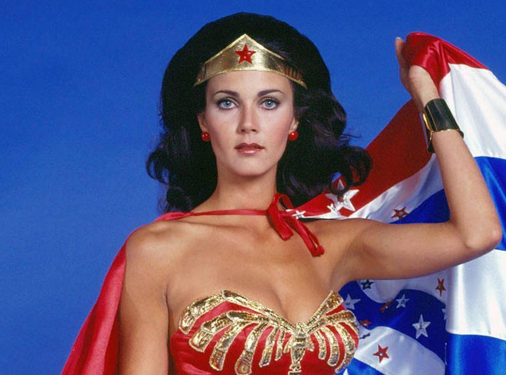 Rachel Wonder Woman