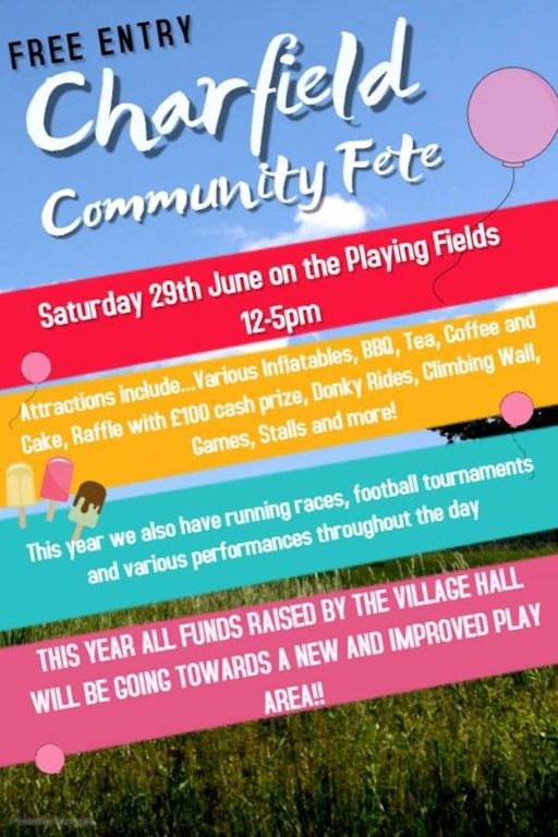 Charfield Fete