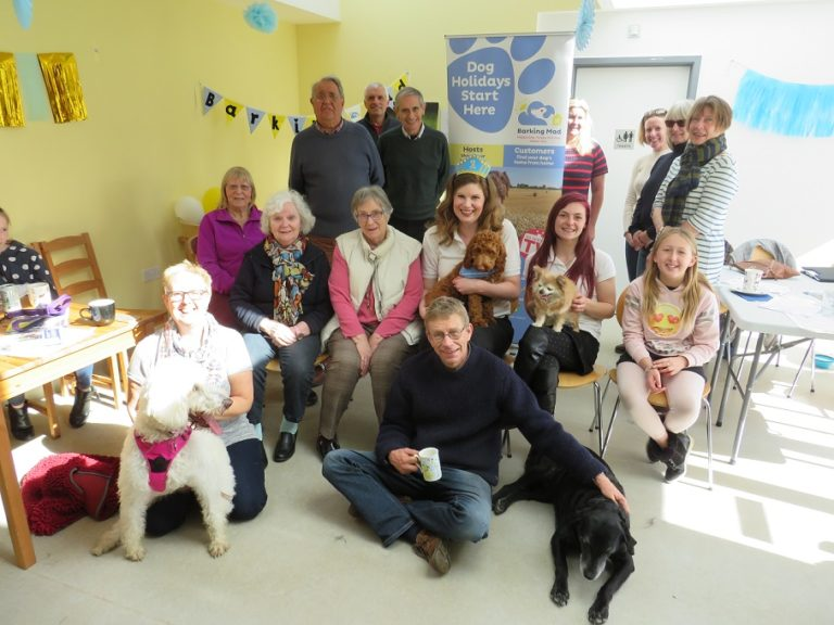 The Barking Mad South Norfolk Host Community