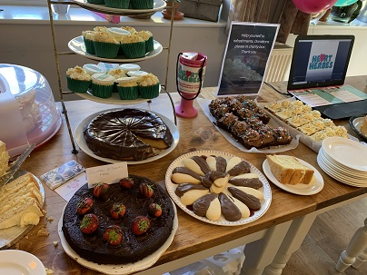 Sept 3 Heart Heroes Coffee Morning